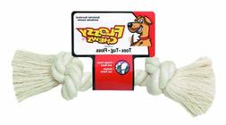 Extra Large Flossy Chews Rope Bone - Part #: 10008F