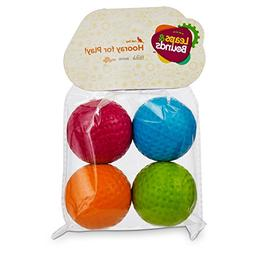 Leaps & Bounds Foam Ball Cat Toys, Pack of 4 balls