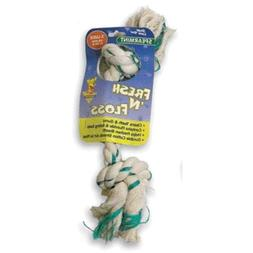 Fresh-N-Floss 2-Knot Bone