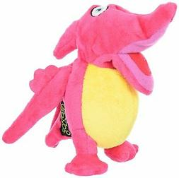 goDog Dinos with Chew Guard Technology Tough Plush Dog Toys