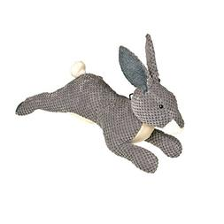 Blue Ribbon Grey Large Plushables Natra Buddies Bunny Dog To