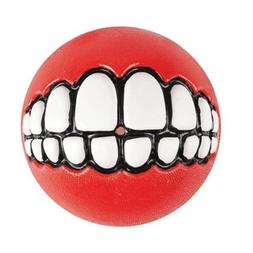 ROGZ Fun Dog Treat Ball in various sizes and colors, Large,