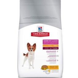 Hills Science Diet Small & Toy Breed Dry Dog Food Adult - Li