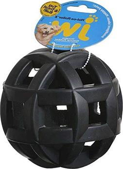 JW Pet Company Hol-ee Roller X Extreme 5 Dog Toy, 5-Inches