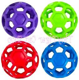JW Pet Holee Roller Ball Dog Puppy Toy Hol-ee S,M,L,XL Great
