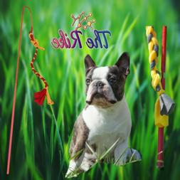 Tether Tug Interactive Outdoor Dog Toy Backyard Tugging Pull