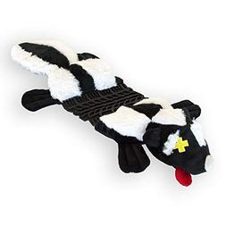 Outward Hound Invincibles Roadkillz Skunk Dog Squeaky Toy