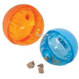 Our Pets IQ Treat Activity Ball Dispenser Slow Eat Dog Food