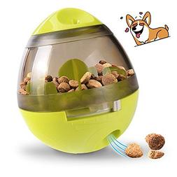 IQ Treat Ball Interactive Food Dispensing Dog Toy, Dog Puzzl