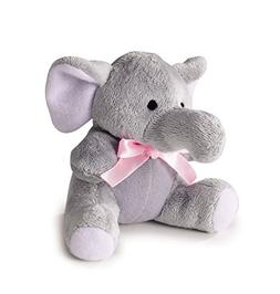 Zanies Itty Bitty Dog Toys, Teeny Elephant, 3.5""