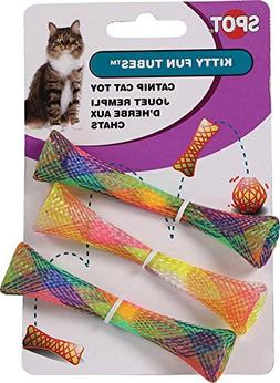 Ethical Pets - Spot Catnip Cat or Kitten Toy, Colorful Fun T