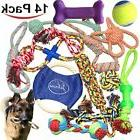 14 pack puppy chew dog rope toy