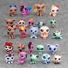 24pcs/pack Littlest Pet Shop Lot Animals Hasbro LPS Figure T