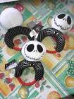 3 DOG Toy Lot DISNEY THE NIGHTMARE BEFORE CHRISTMAS Pull Che