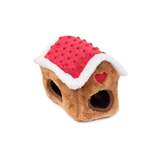 ZippyPaws Interactive Seek Dog - Gingerbread House