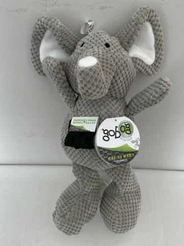 checkers elephant for dog toy chew guard