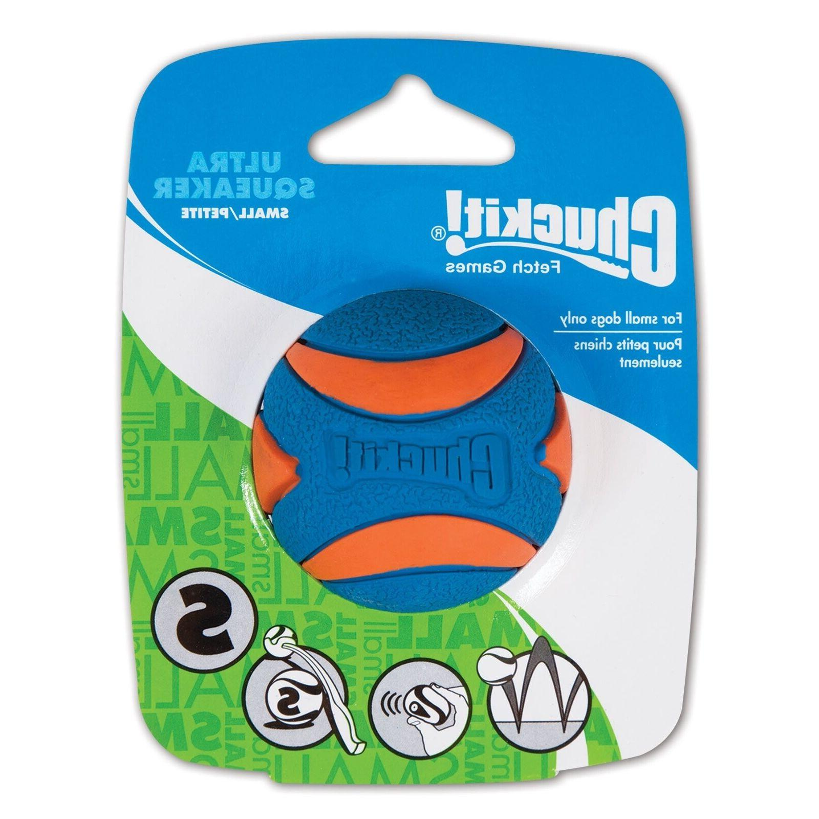 Chuckit! ULTRA Durable Rubber Dog Fits