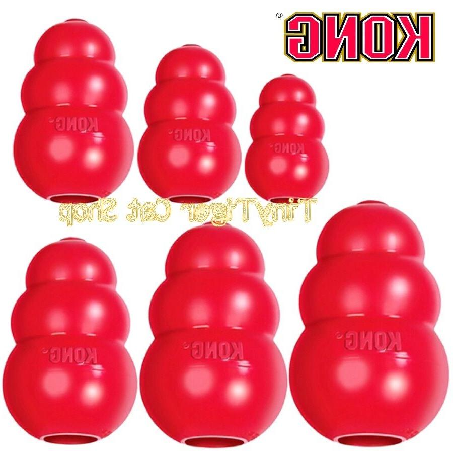 classic red dog toy xsmall small medium