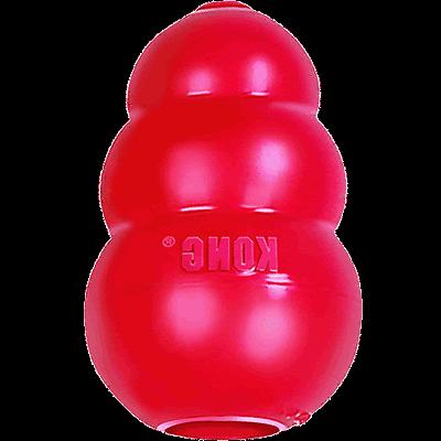 KONG Classic Red Original Rubber Dog Chew Toy Strong XXL XL