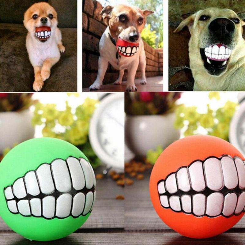 Colorful Puppy Teething Teeth Tools