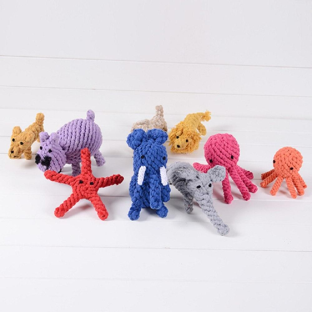 Cotton Chew Cleaning Pet Dolls Large