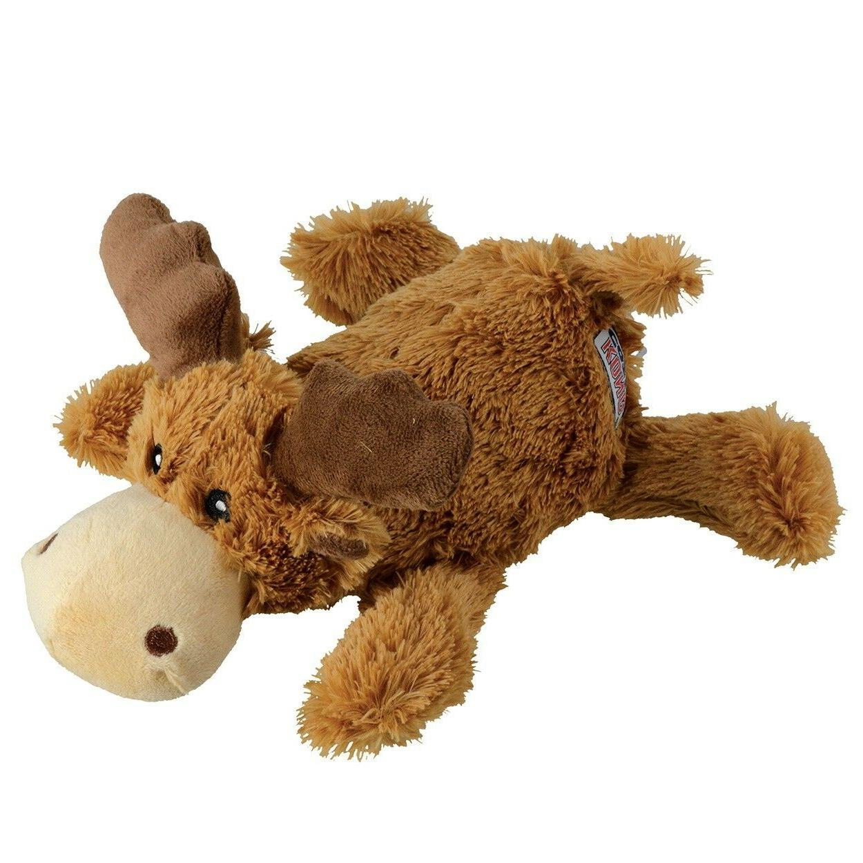 cozie marvin the moose dog toy free