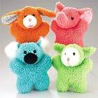 Zanies Cuddly Berber Baby Snuggly Dog Toys