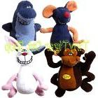 deedle dudes singing plush dog toy monkey