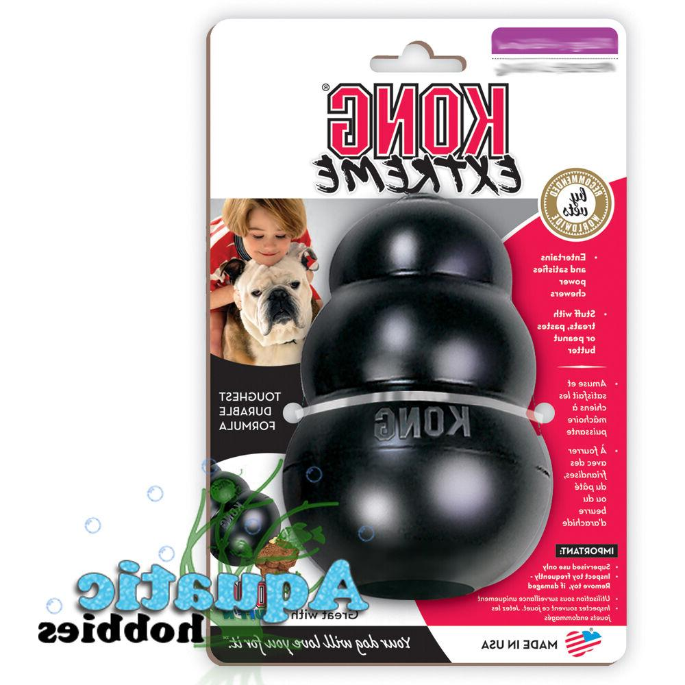 Kong Extreme Treat Release Dispensing Rubber Chew Toy For Do