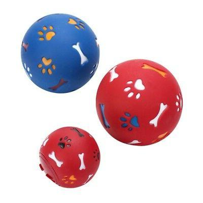 Dog Toy Ball Fun Mental Dispenser Interactive