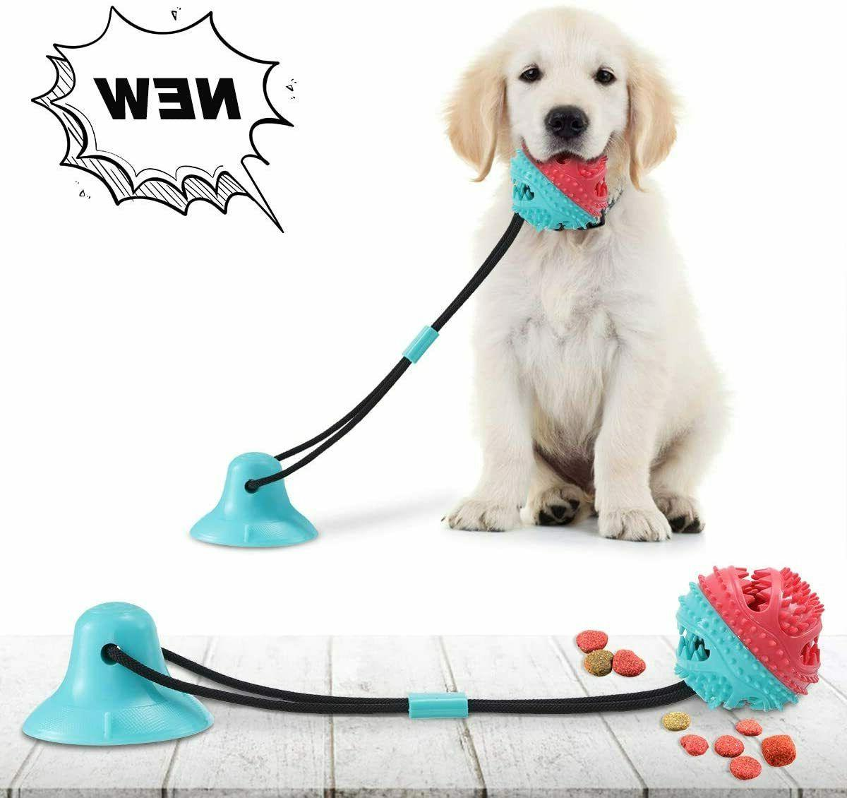 dog chew toys for aggressive chewers suction