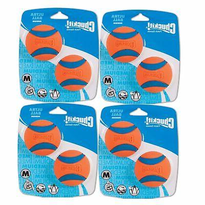Chuckit! Dog Fetch Toy ULTRA BALL Durable Rubber Fits Launch