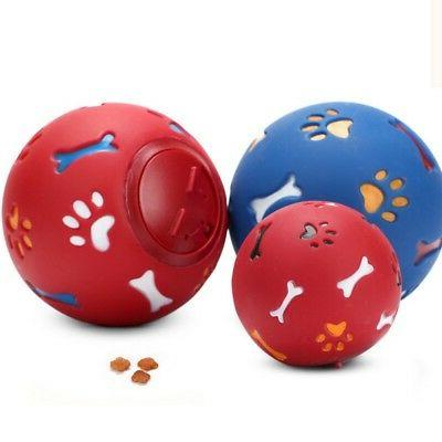 Dog & Puzzle Toy Fun Food Dispenser Interactive