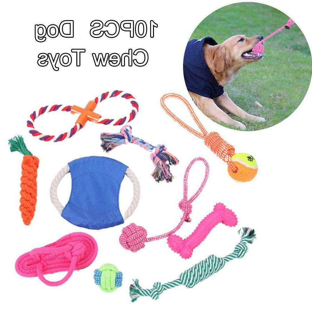 Dog Aggressive Teething Toy Pack