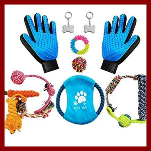 Dog Toys Aggressive Chewers 14 Indestructible Pet