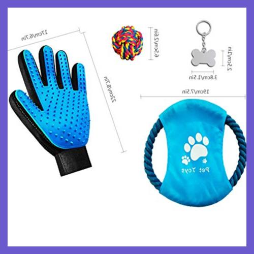 Dog Toys Aggressive Set Of 14 Nearly Indestructible Pet