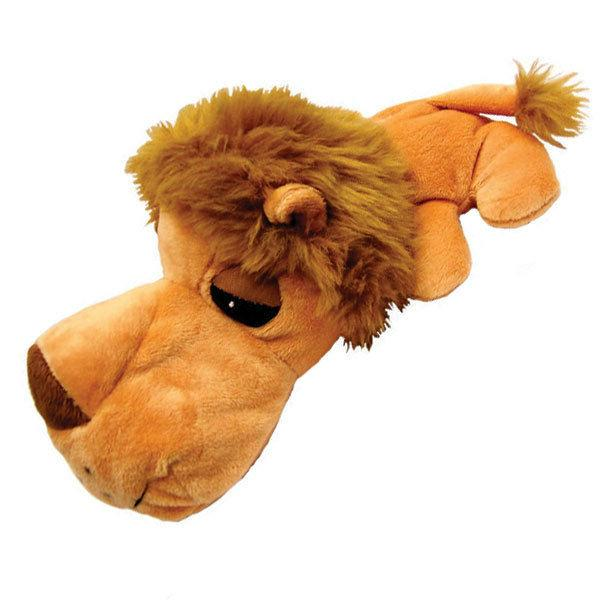 Dog Toy Super Stuffed Plush Squeaker Choose Animal 11""