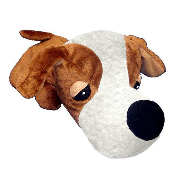 Dog Super Stuffed FatHedz 11""