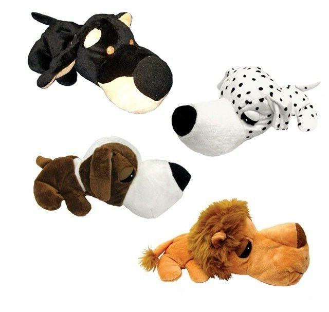 Dog Squeaker Animal Design 11""