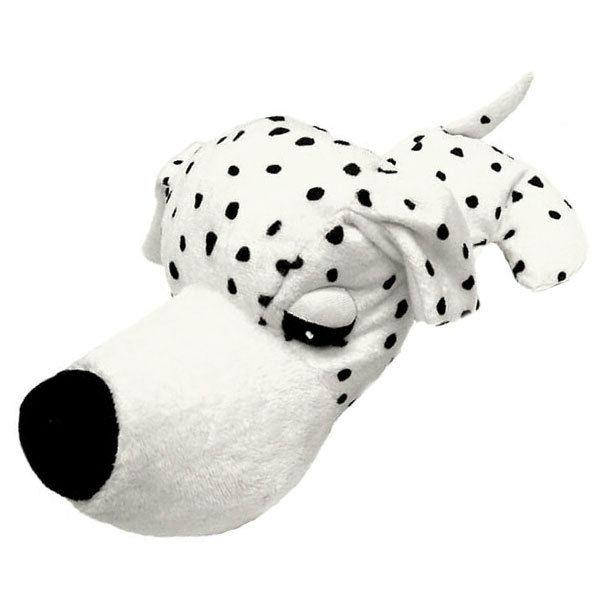 Dog Toy Stuffed Poly Squeaker 11""