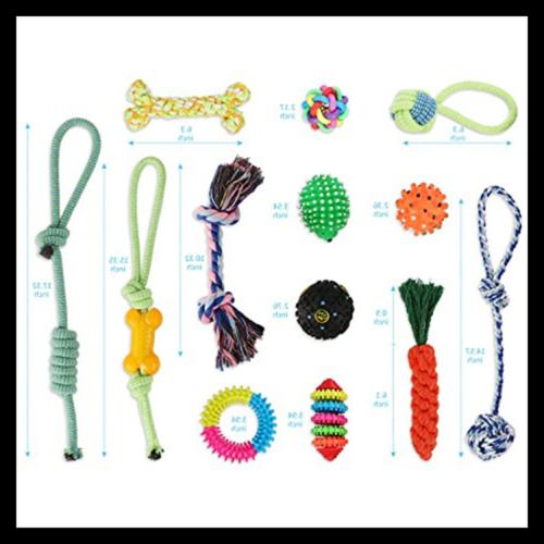 Dog Rope Pack Cotton