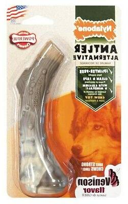 Nylabone Dura Chew Antler Alternative Dog Chew Medium Veniso