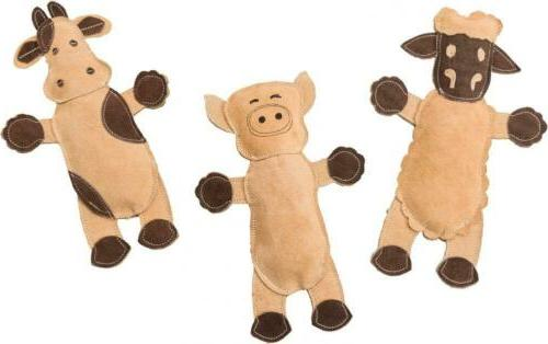 Ethical Assorted Barnyard Animals Toys, 11""