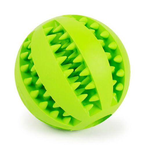 Durable Ball Pet Dog Puppy Teething Dental Toy