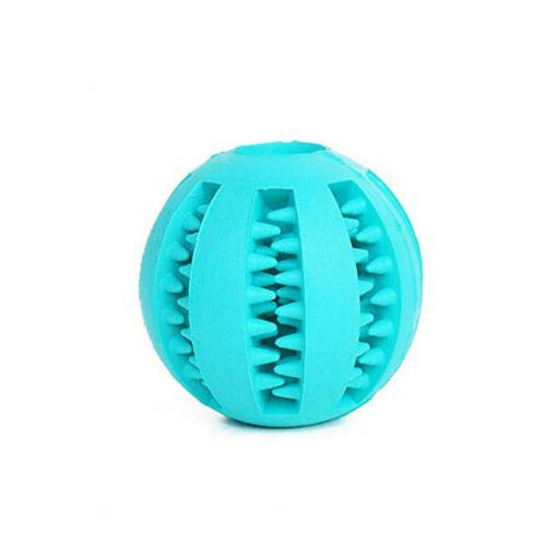 Durable Rubber Chew Pet Dental Healthy Clean Toy