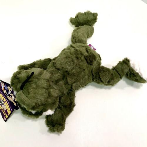 MultiPet Cute Frog Squeaky Dog Toy New With