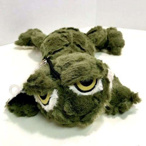 MultiPet Etch-A-Pet Cute Soft Frog Toy With