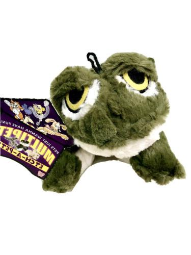 etch a pet cute soft frog squeaky