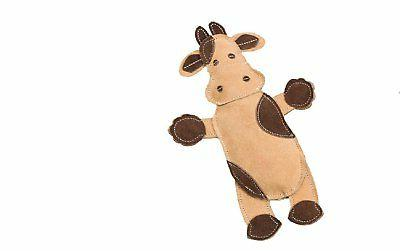 Ethical Pets Dura-Fused Leather Assorted Barnyard Animals Do