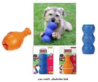 Genius Interactive Dog Toy Keep Puppies & Dogs Busy Choose M